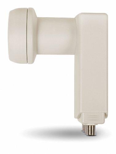 TechniSat Universal-Quattro-Switch-LNB mit 40mm Feedaufnahme (digitaler Satelliten Signalumsetzer für bis zu 4 Teilnehmer)