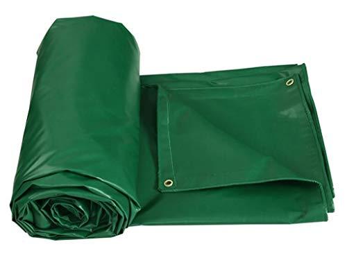 HWQN regendichte doek zeildoek dekzeil luifel canvas dekzeil verdikking regenhoes vrachtwagen zeildoek zonnebrandcrème zonnescherm outdoor 450g/m2, Dikte 0.4mm
