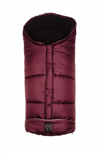 Kaiser Nids d'ange pour Poussette - Iglu Thermo Fleece - Prune