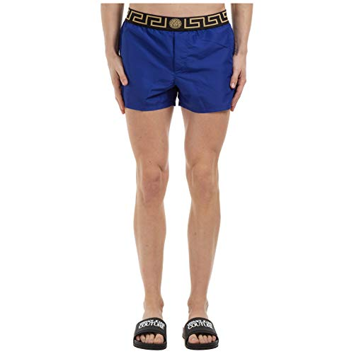 Versace Herren Badeshorts blu S