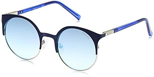 Guess GU3036 92X 51 Monturas de gafas, Azul (Blu/), 51.0 Unisex Adulto