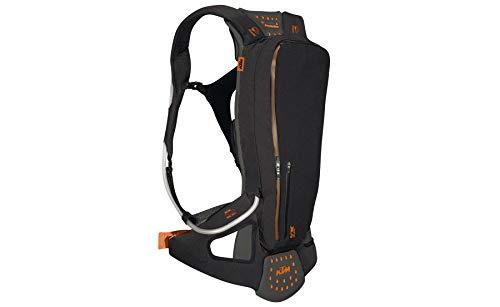 KTM - Mochila con protector de espalda Selección grande,