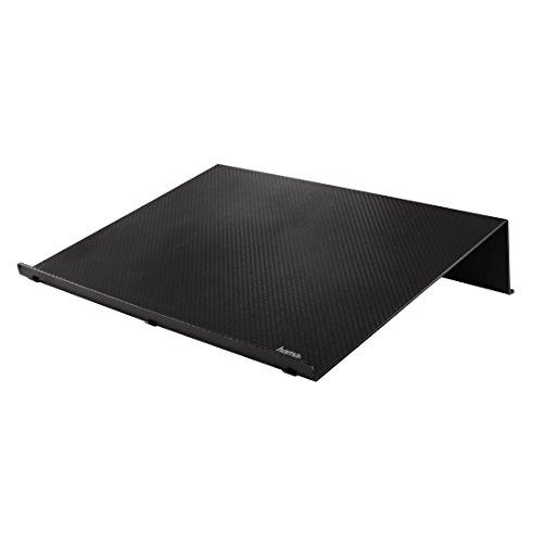 """Hama 53073 - Soporte para Ordenador portátil de hasta 18.4"""", Negro"""