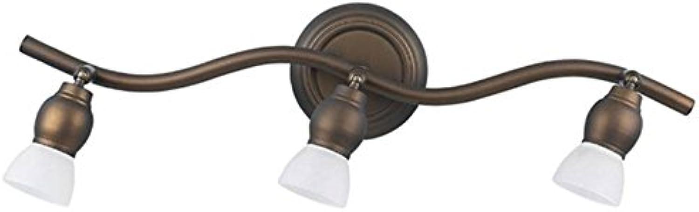 Canarm IT1713ORB Lexington Three Head Vanity Light in Oil Rubbed Bronze