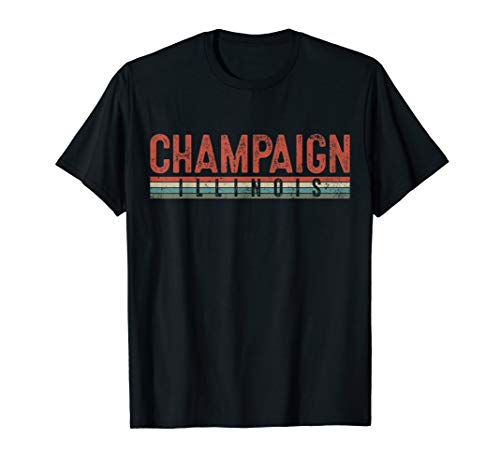 Champaign Illinois T-Shirt