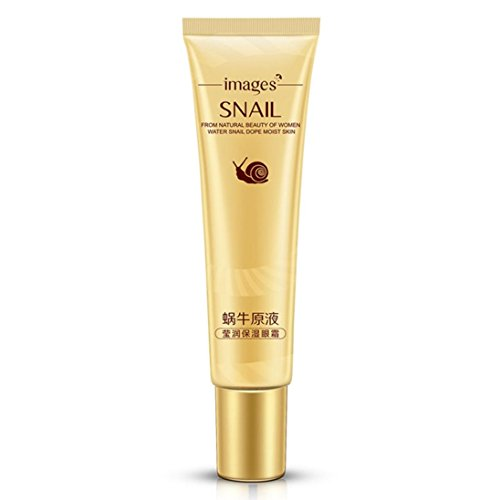 Weite Snail Deep Moisturizing Anti Aging Cream for Face and Eye Area Best Facial Cream for Wrinkles and Dry Skin (White)