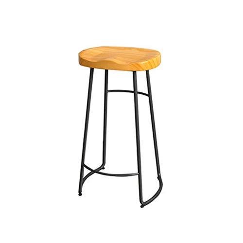 CCLC Amerikaanse bartafels van ijzerhout, barstoelen, thuis tegen de muur, een lange bartafel, hoge stoelen, café