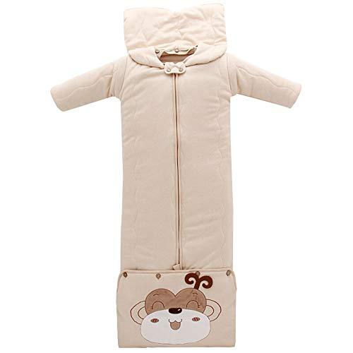 HS-01 babyslaapzak baby draagbaar omsluitende slaapzak, baby deken bag lengte, geschikt voor kinderen van 1-5 jaar