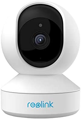Indoor Security Camera Reolink 5MP Super HD Plug in WiFi Camera with Pan Tilt Zoom Motion Alerts product image