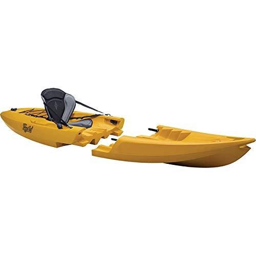POINT 65° N Tequila GTX Solo Yellow Modular Kayak