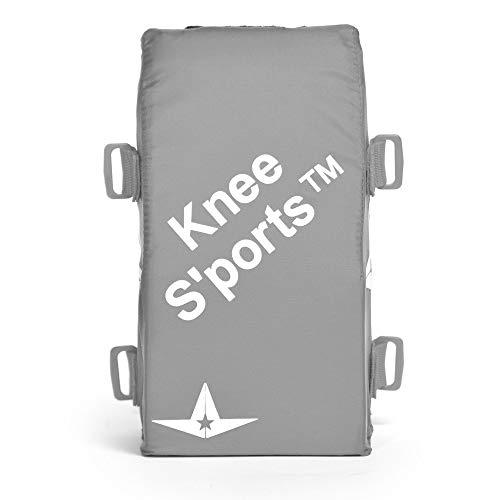 All Star Knee S-Ports Knee Pads Grey