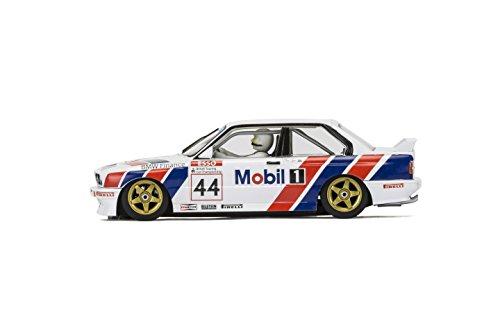 """Scalextric C3782 BTCC BMW E30 M3-Steve Soper, Donnington Park 1991"""" Car"""