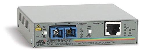 Allied Telesis AT-MC103XL convertidor de Medio 100 Mbit/s 1310 NM - Convertidor...