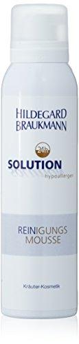 Hildegard Braukmann 24h Solution Hypoallergen Reinigungs Mousse, 150 ml