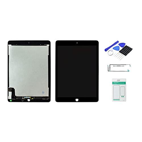 Display schwarz (9,7 Zoll) kompatibel mit iPad Air 2   IPS LCD Bildschirm inkl. DIY Reparatur-Set