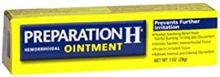 PREPARATION H OINTMENT 1oz by PFIZER CONS HEALTHCARE