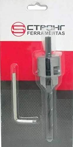 Escareador regulável com widea para brocas de 3mm a 7mm