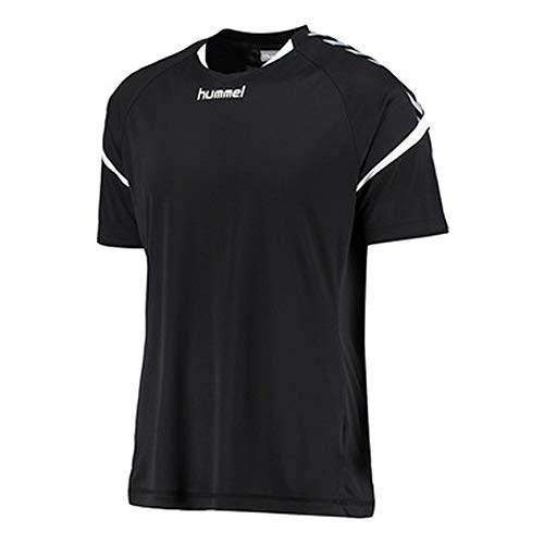 Hummel Herren Trikot Authentic Charge SS Poly Jersey 03677 Black PR M
