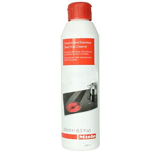 Miele Echte Keramische & Roestvrij Staal Kookplaat Reiniger (250ml)