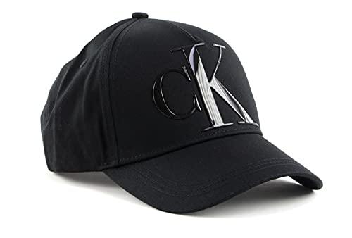 Calvin Klein Deboss Cap CK Black