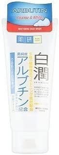 Hada Labo : Arbutin Cleanse & Whiten Whitening Face Wash Foam 100g Best Seller of Thailand