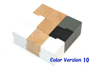 正方形 スライド color 9 ピース  (color 10)
