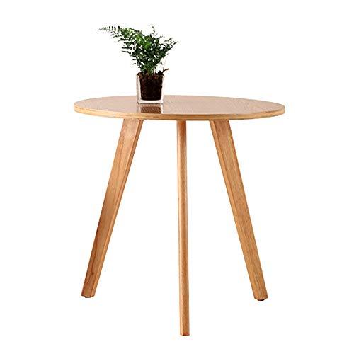 Axdwfd Tafels Koffietafel, Stevige Houten Sofa bijzettafel, Storage Table, eenvoudig te monteren, geschikt for de slaapkamer, Living Room Balcony