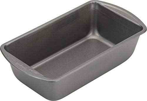 Goodcook 4026 Nonstick Bakeware, 9 x 5 Inch, Gray
