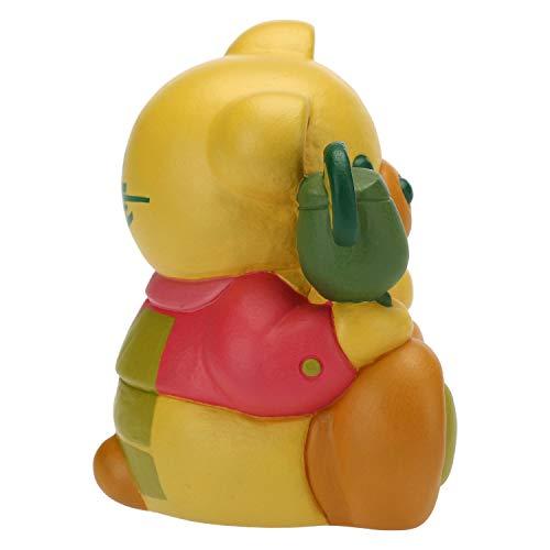 THUN ® - Teddy Street Art Milano Piccolo - Ceramica - h 8,8 cm - Linea I Classici