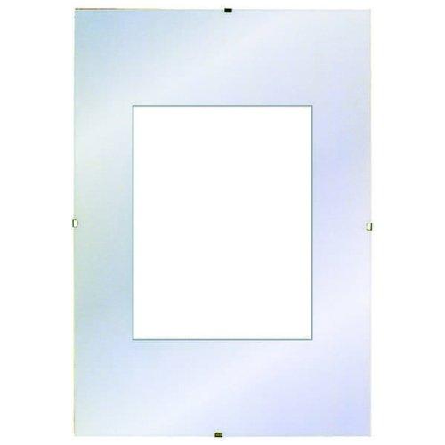 Clip-Rahmen 10x15 cm mit Normalglas - verfügbar in 28 Formaten.