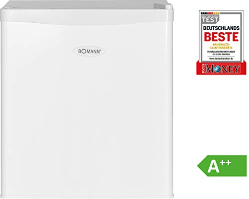 Bomann KB 389 - Nevera combi (Independiente, Color blanco, Derecho, 42L, 43L, T,...