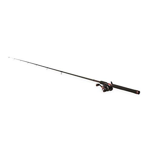 Shakespeare USCA661M/LPCBO Ugly Stik GX2 1-Piece Fishing Rod and Baitcast Reel Combo