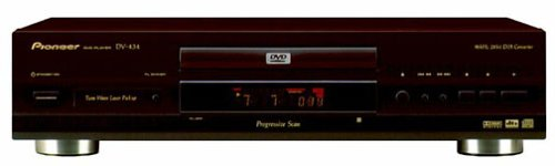 Review Of Pioneer DV-434 DVD Player