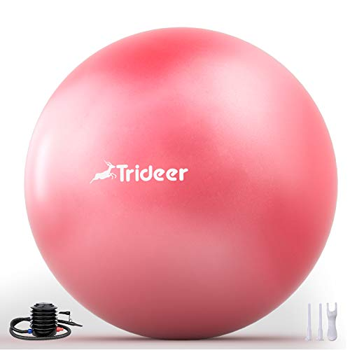 Trideer Newest Exercise Ball, Yoga Ball for Home...