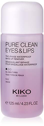 KIKO Milano Pure Clean Eyes & Lips, 125 g