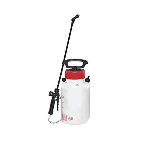 SONAX Niederdruck Sprühgerät 5 Liter (1 Stück) robuste Druckspritze zur Verarbeitung von wässrigen Reinigungsprodukten | Art-Nr. 04960000