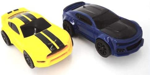 JJ_TOYS Mustang Style Ho Scale Popular Wholesale shop is the lowest price challenge Extra Pack 2 Car Slot Replacement
