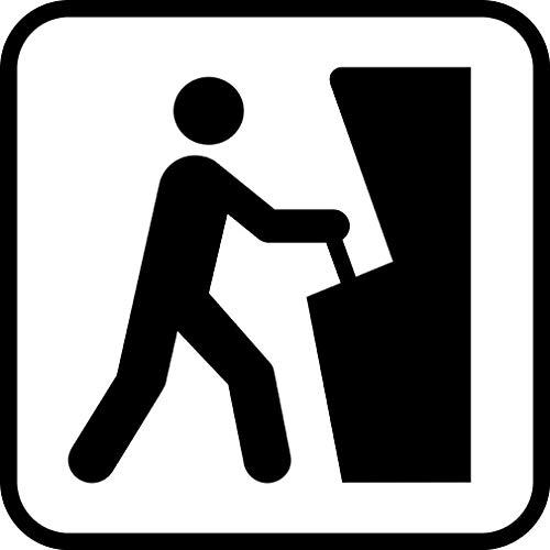 HONGXIN Sala de juegos Arcade Metal Signs Decoración de la Pared Vintage Hogar Accesorios Accesorios de Bar Accesorios Hogar Accesorios Accesorios de Cocina Para Hogar Hombre De La Cueva Signos