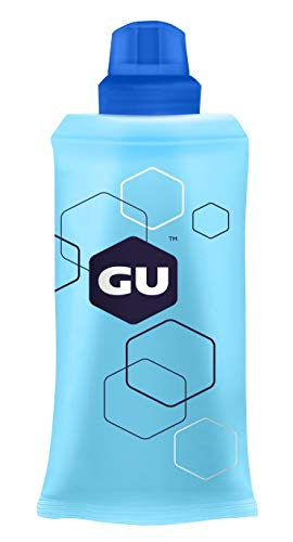 GU Energy Refillable Flask for Sports Nutrition Energy Gel 55Ounce