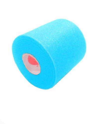 Mueller M-Wrap Pre wrap for Athletic Tape (Big Aqua, 1 Roll)