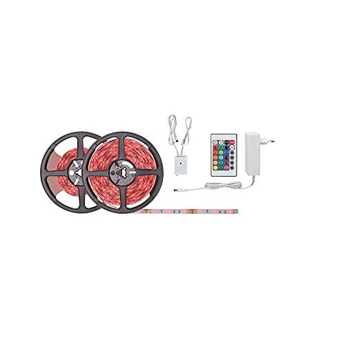Paulmann 78979 SimpLED Strip Set 7,5 m LED Stripe 26W Lichtstreifen RGB Multicolor Lichtband beschichtet