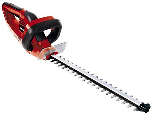 Einhell 3403370 GC-EH 4550 - Recortasetos Electrico, 450W (longitud de corte: 500mm, longitud de la hoja: 560mm, espacio entre dientes: 16mm)