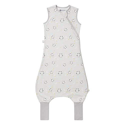 Tommee Tippee Saco de dormir para bebé con piernas, The Original Grobag Steppee, mameluco para bebé, tela suave rica en algodón, 6-18 m, 2,5 Tog, Little Ollie