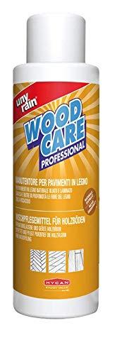 Hygan Unyrain Woodcare - Detergente per pavimenti in legno, 1 l o 5 l, 1 l