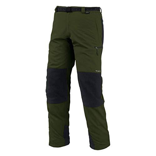 Trango Wall UA Pantalon Homme, Kaki/Antracita, FR (Taille Fabricant : XL)
