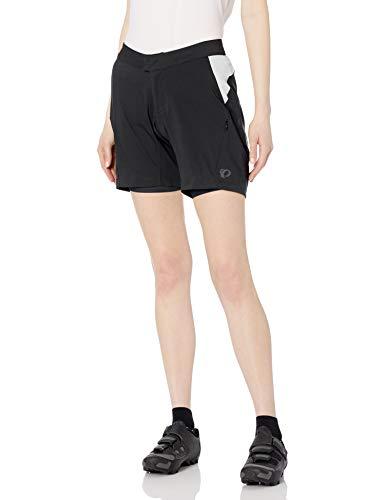 Pearl Izumi - Ride Women's Canyon Shorts, Black/Monument Grey, Large