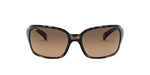 Ray-Ban 0RB4068 Gafas, HAVANA, 60 para Mujer