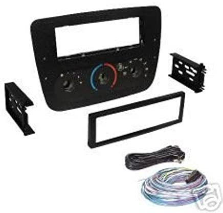 amazon com: stereo install dash kit mercury sable 00 01 02 03 - car radio  wiring included: car electronics