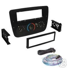 Carxtc Stereo Install Dash Kit Fits Ford Taurus 00 01 02 03 2000 2001 2002 2003 Includes Wiring [Electronics]