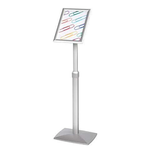 Planning Sisplamo 938898 - Atriles graduable, A4, con luz LED